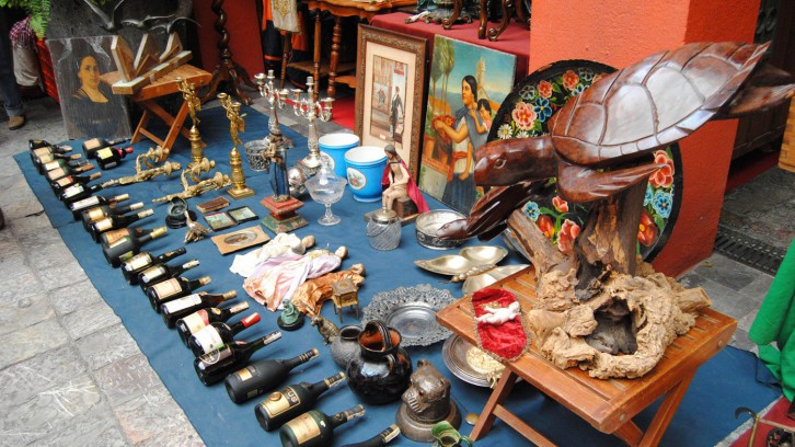 Plaza del Angel Antique Center