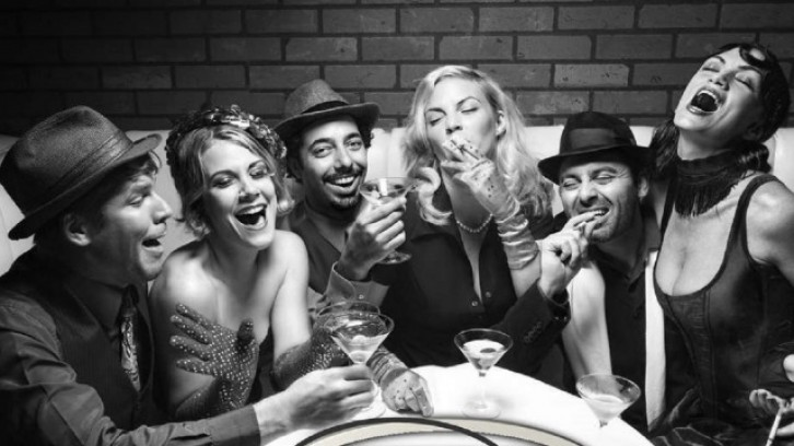 Speakeasy Mission: Escape Prohibition