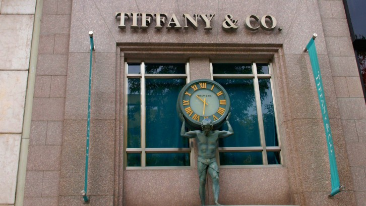Tiffany & Co Masaryk