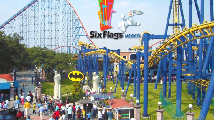 Six Flags México con Translados