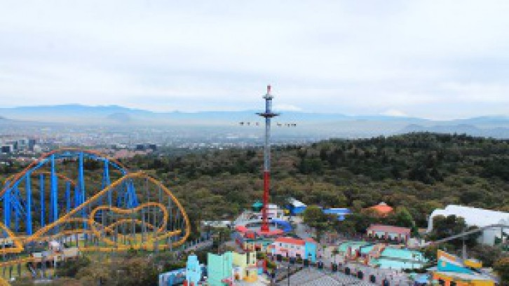 Paquete Six Flags