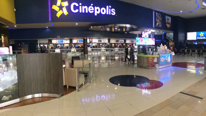 Cinépolis Plaza Central