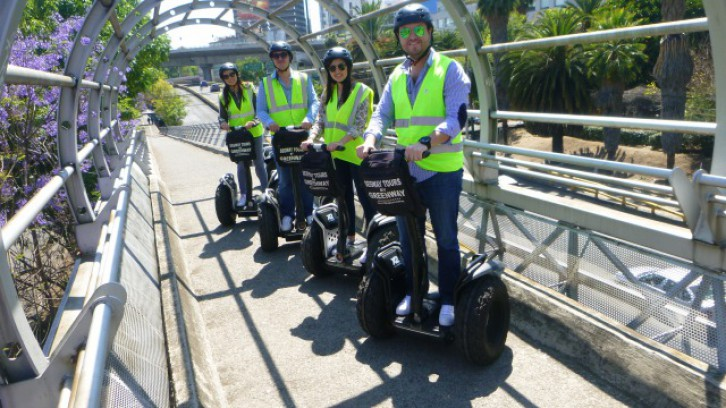Segway by Greenway