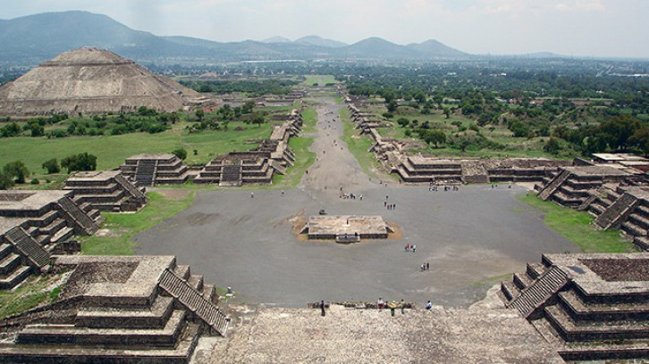Teotihuacan experience
