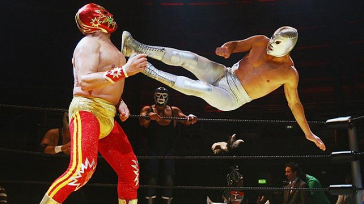 Mexican Wrestling Tour