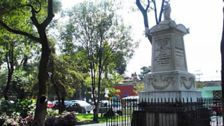Monumento a los Defensores de Churubusco