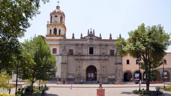 San Juan Bautista Church and Convent