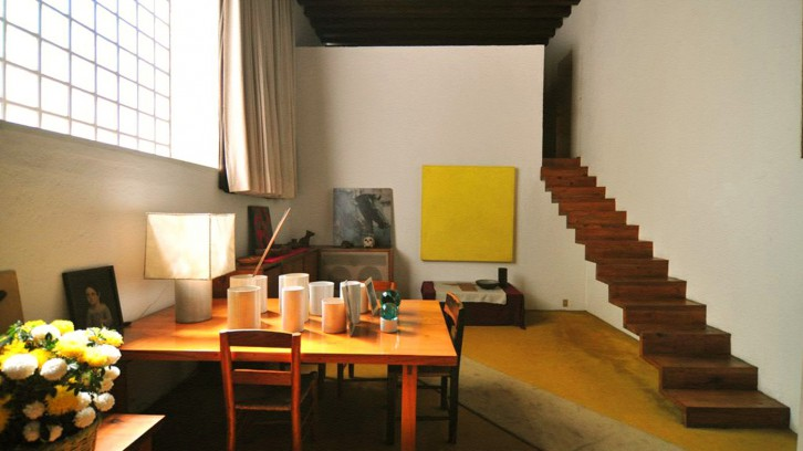 Luis Barragan's house-studio