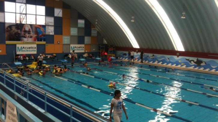Moctezuma sport center