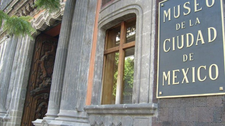 Museum of the City of Mexico (Condes de Santiago Calimaya Palace)