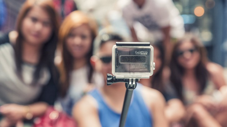 10 places to use your selfie stick