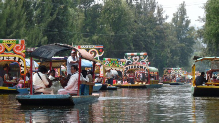 Mexico City Tour and Xochimilco
