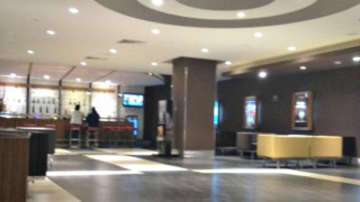 Cinemex WTC Platino