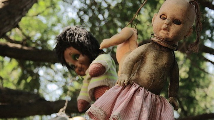 Island of the Dolls (Isla de las Muñecas)