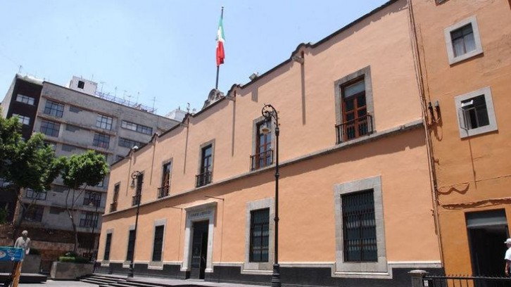 Former Seat of the Senate of the Republic