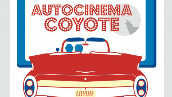 Autocinema Coyote Polanco