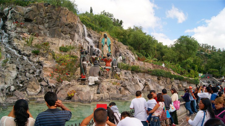 Guadalupe: The place of the apparition