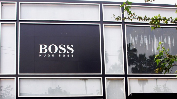 Hugo Boss Masaryk