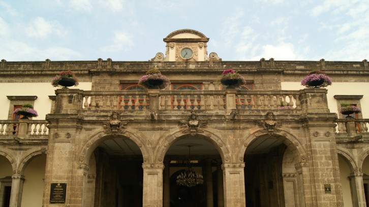 National History Museum, Chapultepec Castle