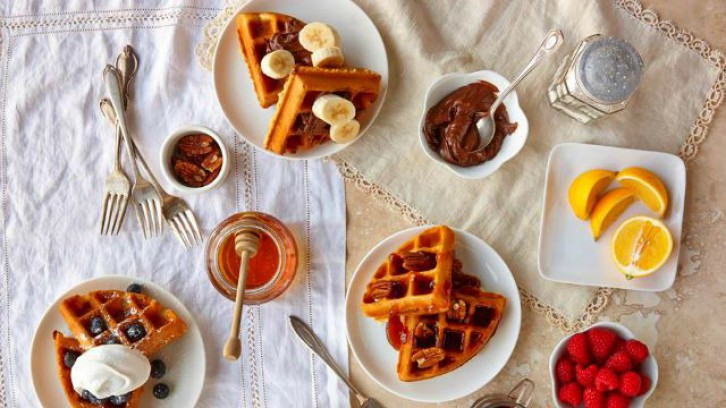 W&M Waffles and More