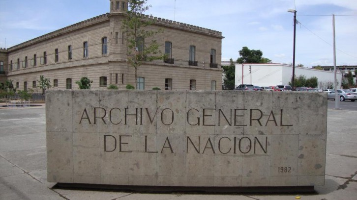 Archive General et Publique de la Nation (Palacio de Lecumberri)